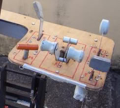 Throttle de Cessna Quadrantecocksuperior
