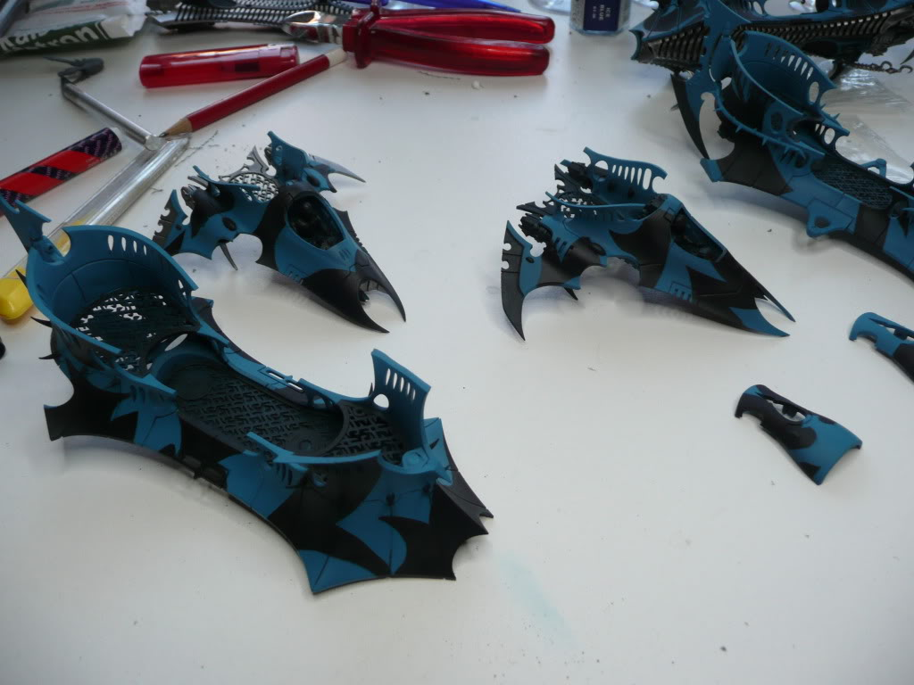 tips on painting vehicle tribal designs? P1010300