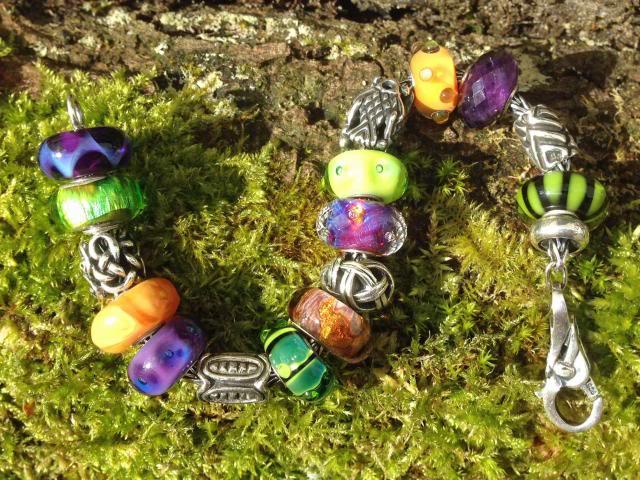 Anniversary caterpillar bracelet in the sun CaterpillarBracelet1