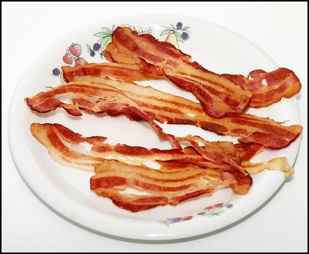 Bacon crujiente.... y sin humos!! Baconfrito3