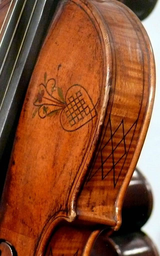 Inlaid Purfling Violin_alem-intarsia