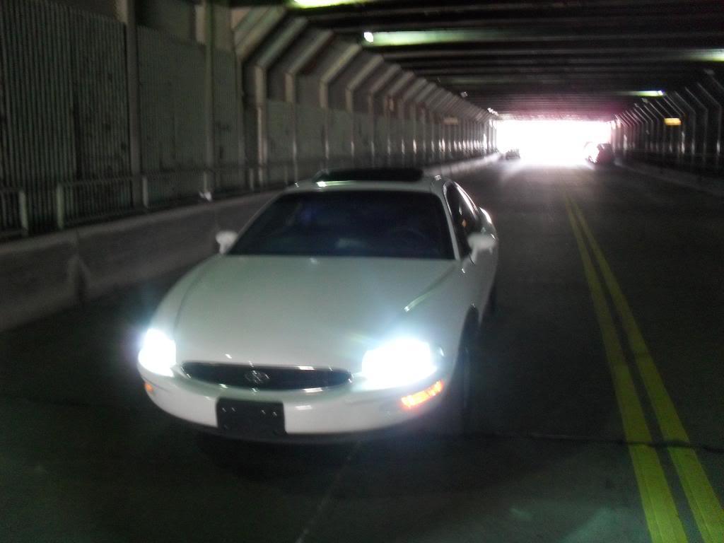 My 1997 Riviera SDC10046