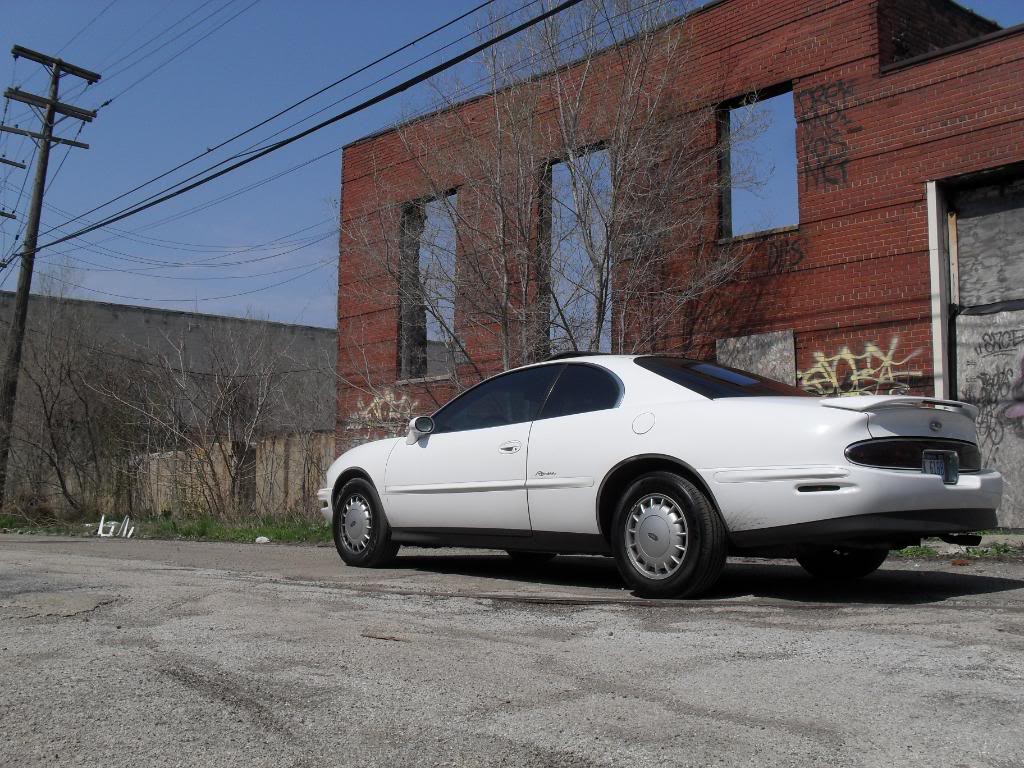 My 1997 Riviera SDC10050