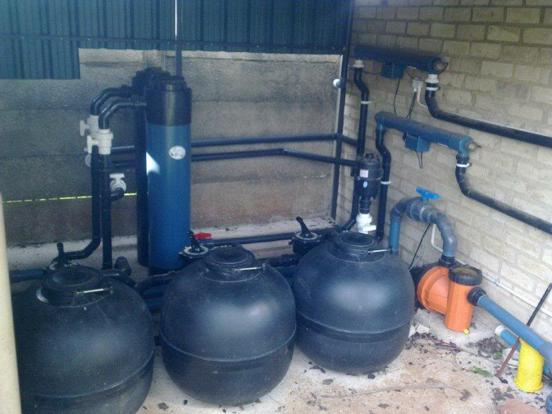Filtration setup for sale 16022011069