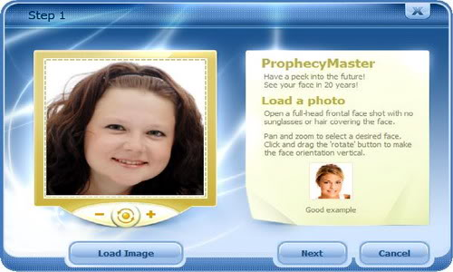 Luxand Software 4ProphecyMaster11