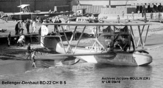 Denhaut & Bellanger-Denhaut Aircraft & Projects BD22_zps6594e98a