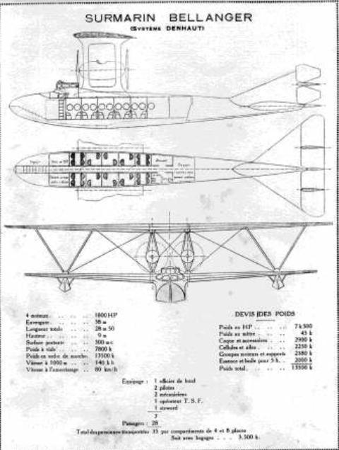Denhaut & Bellanger-Denhaut Aircraft & Projects BDSubmersible_zps0cda5411