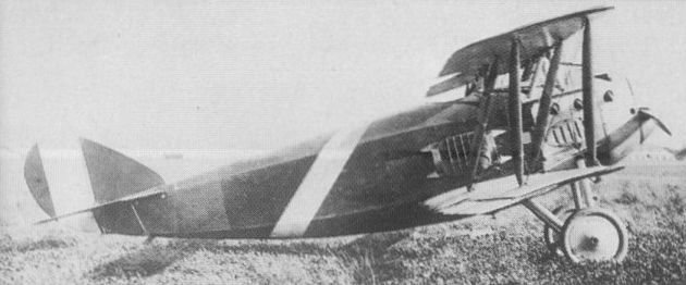 Alfred Descamps Aircrafts and Projects D27_zpseebj2ne3