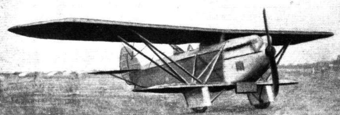 Alfred Descamps Aircrafts and Projects DB-16_zpsij4e1bye