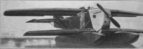 Maurice Percheron Aircraft Prototypes and Projects DP18_zpsncizc1wj