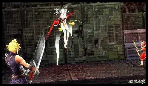 [PSP] Final Fantasy Dissidia [EUR][Funcionando en FAT SLIM I 3000] Screen7