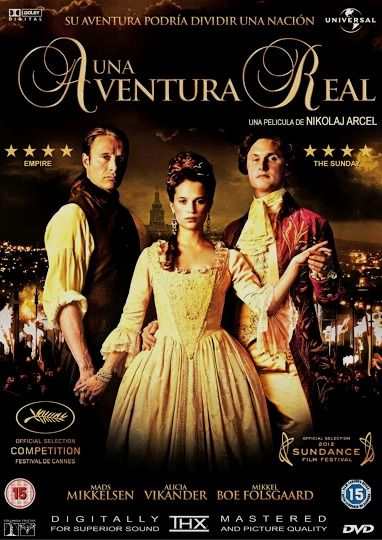 Un Asunto Real (A Royal Affair, 2012) AROYALAFFAIR-Poster