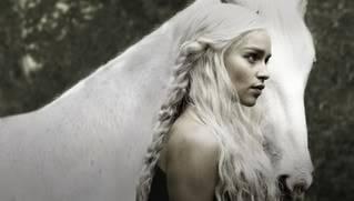 Juego de Tronos (Game of Thrones, 2011...) DaenerysTargaryen