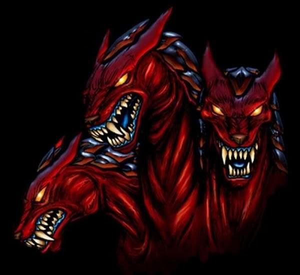It begin!!!! Cerberus