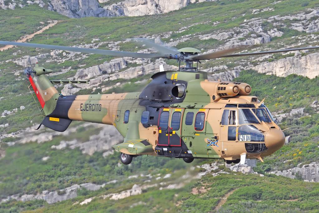 EJERCITO DE CHILE - Página 2 EurocopterAS-532ALCougarChileECH12536