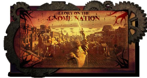 Bienvenue dans la Cité de la Nation Gnome