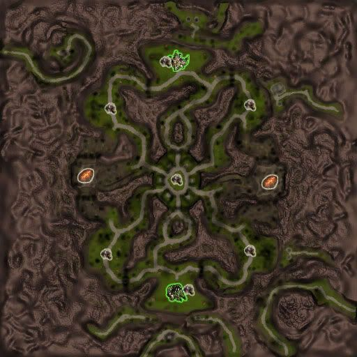 Hidden Village Minimap_hiddenvillage