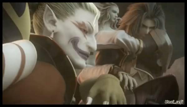 Final Fantasy 6Kefka
