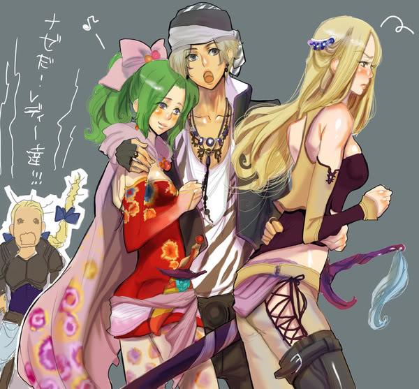 Final Fantasy 8675674_m