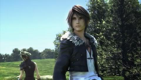 Final Fantasy 8Squall