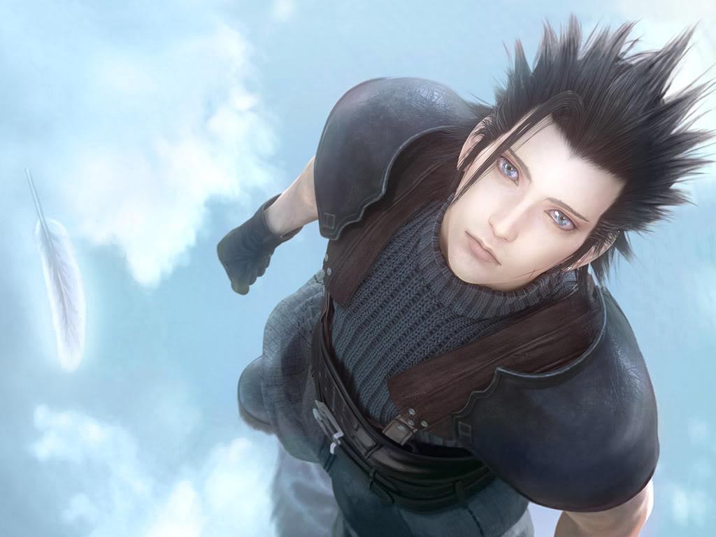 Final Fantasy ZACKcrisis-core