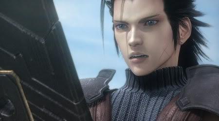 Final Fantasy ZackCrisisCore