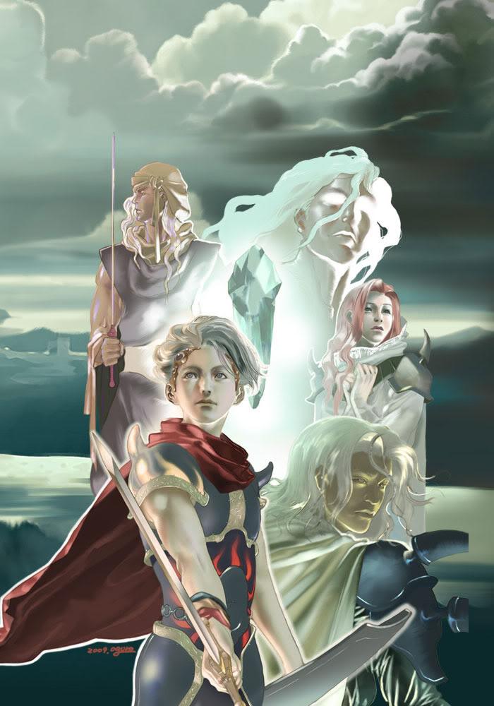 Final Fantasy Ff4tay-illust03