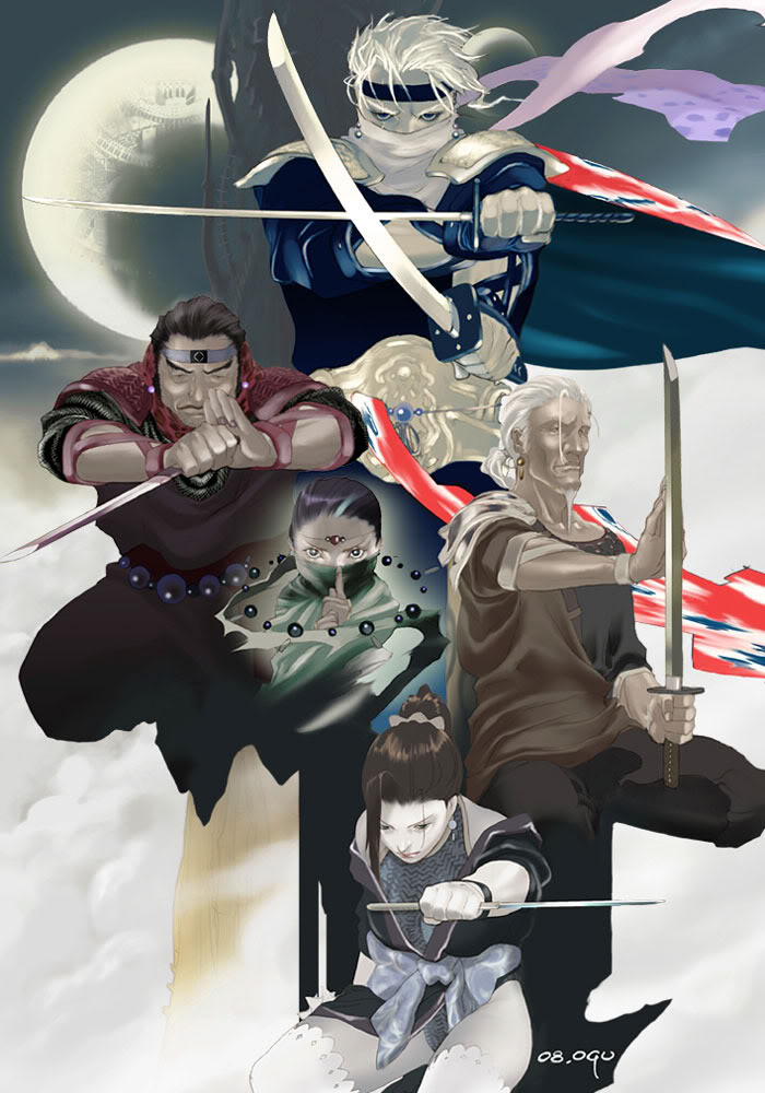 Final Fantasy Ff4tay-illust05