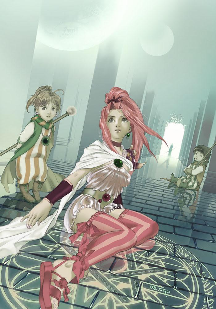 Final Fantasy Ff4tay-illust06