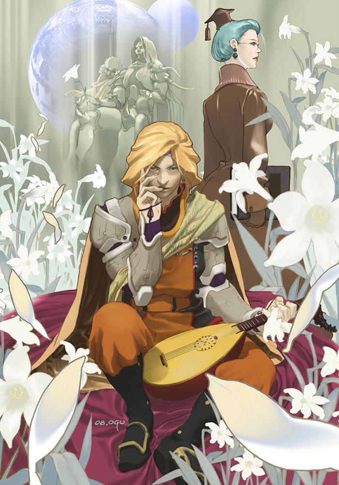 Final Fantasy Ff4tay-illust07