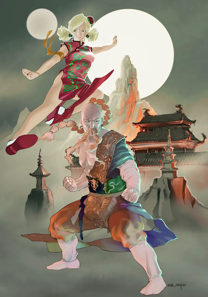 Final Fantasy Ff4tay-illust08