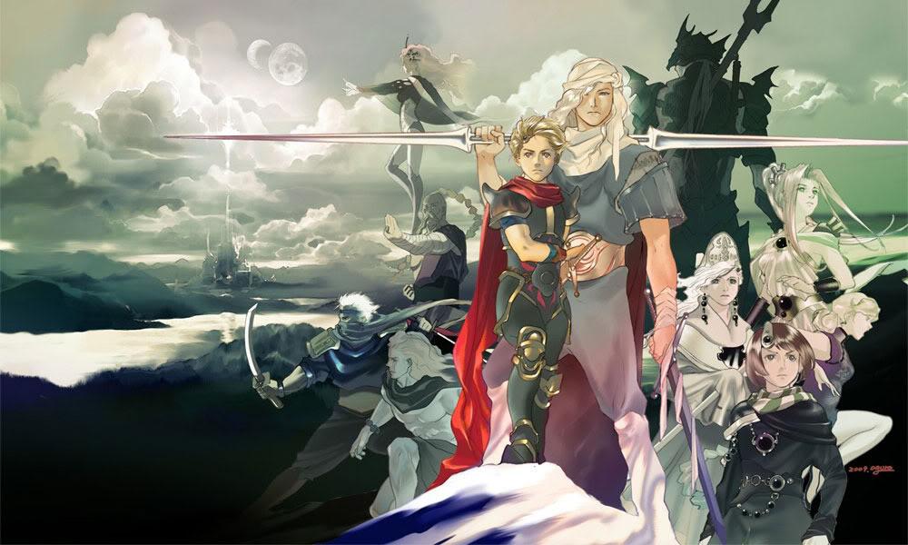 Final Fantasy Ff4tay-illust11