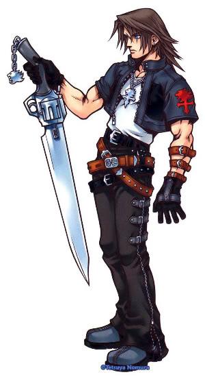 Final Fantasy Kh-leon-a