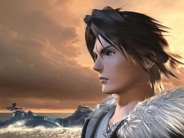 Final Fantasy Squal