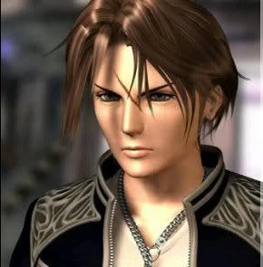 Final Fantasy Squall-1