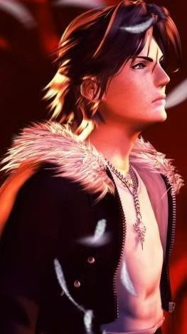 Final Fantasy Squall-leonhart