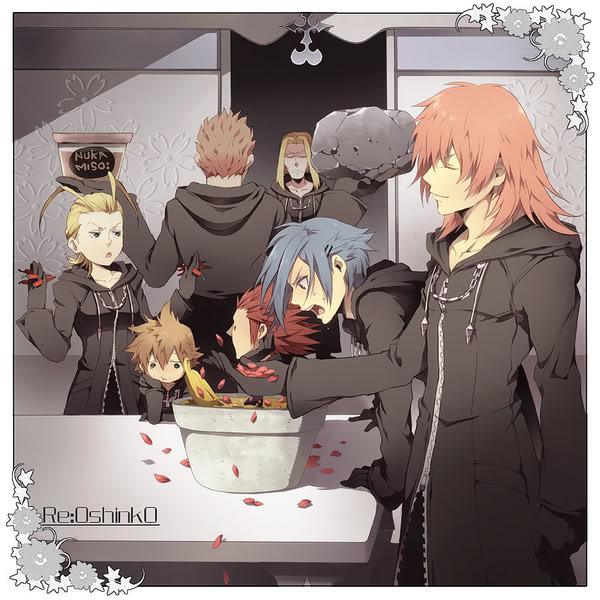 Kingdom Hearts 7220930_m