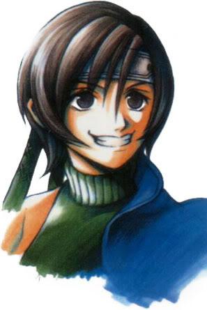 Final Fantasy YuffieCara
