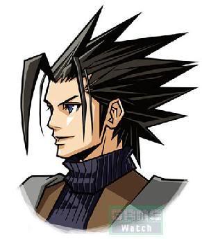 Final Fantasy Zack