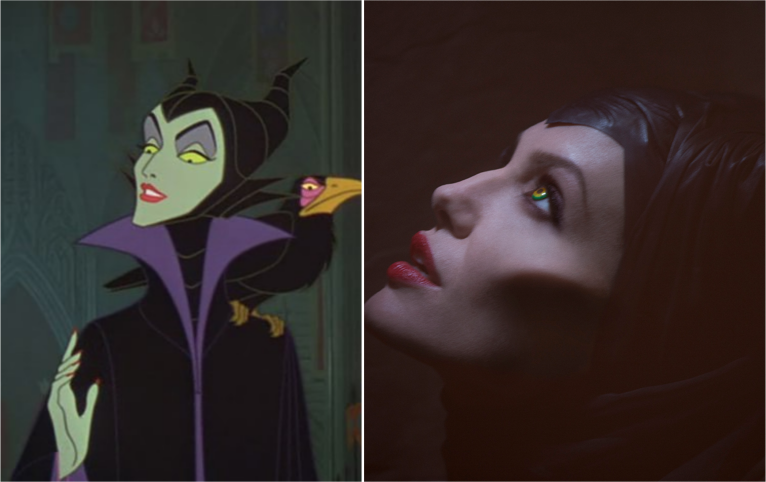 Disney and Pixar Dreamcasting Maleficent