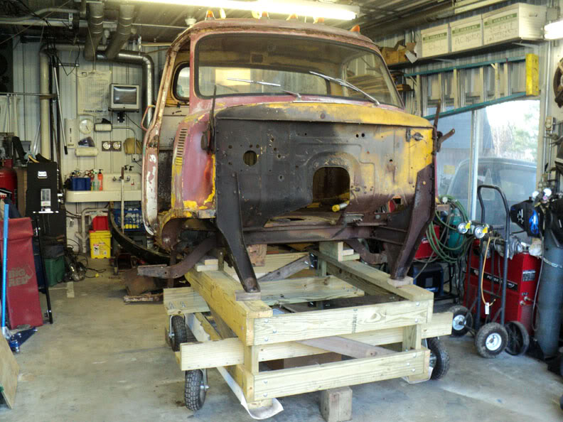 Another COE project... CabStripped8