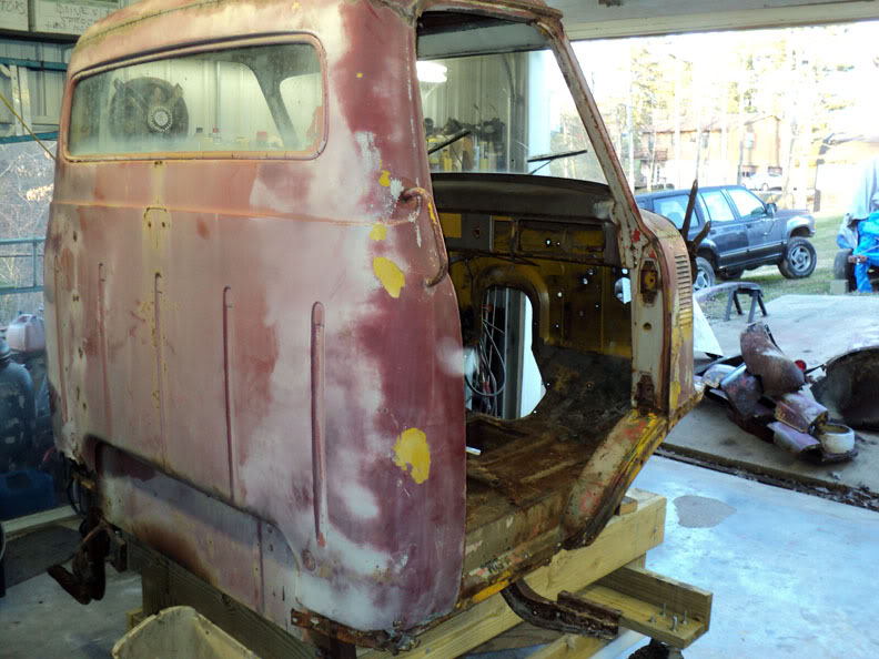 Another COE project... CabStripped9