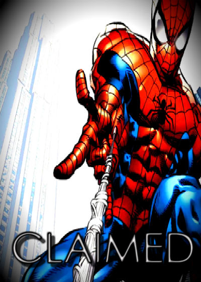 Marvel Cannons SpidermanCLAIMED