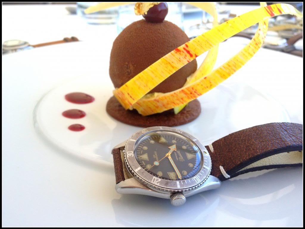 Les déjeuners du Sud sont souvent gastronomiques et copieux ! IMG_5851