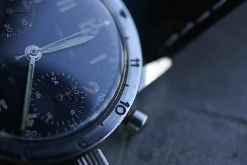 [Vendu] Chronographe Type 20 de marque Chronofixe - 1850€ DSC01440