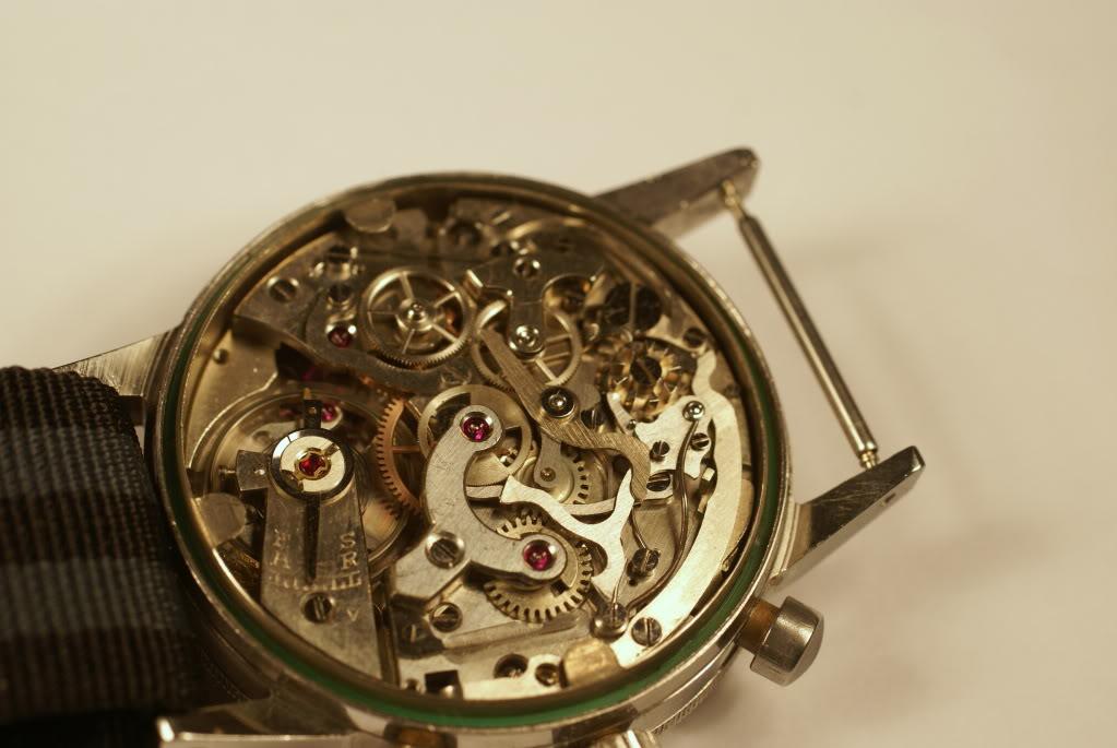 [Vendu] Chronographe Type 20 de marque Chronofixe - 1850€ DSC09258
