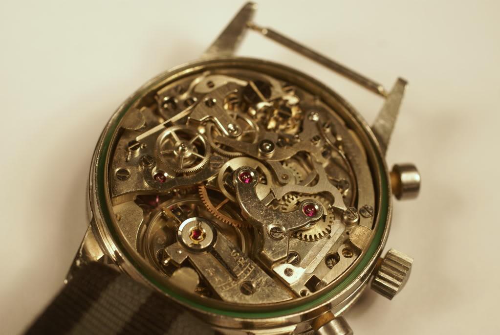 [Vendu] Chronographe Type 20 de marque Chronofixe - 1850€ DSC09261