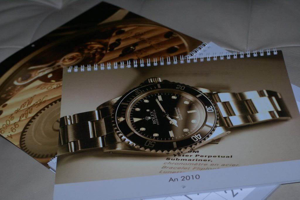 Mon calendrier 2010 personnalisé est arrivé ! DSC01291