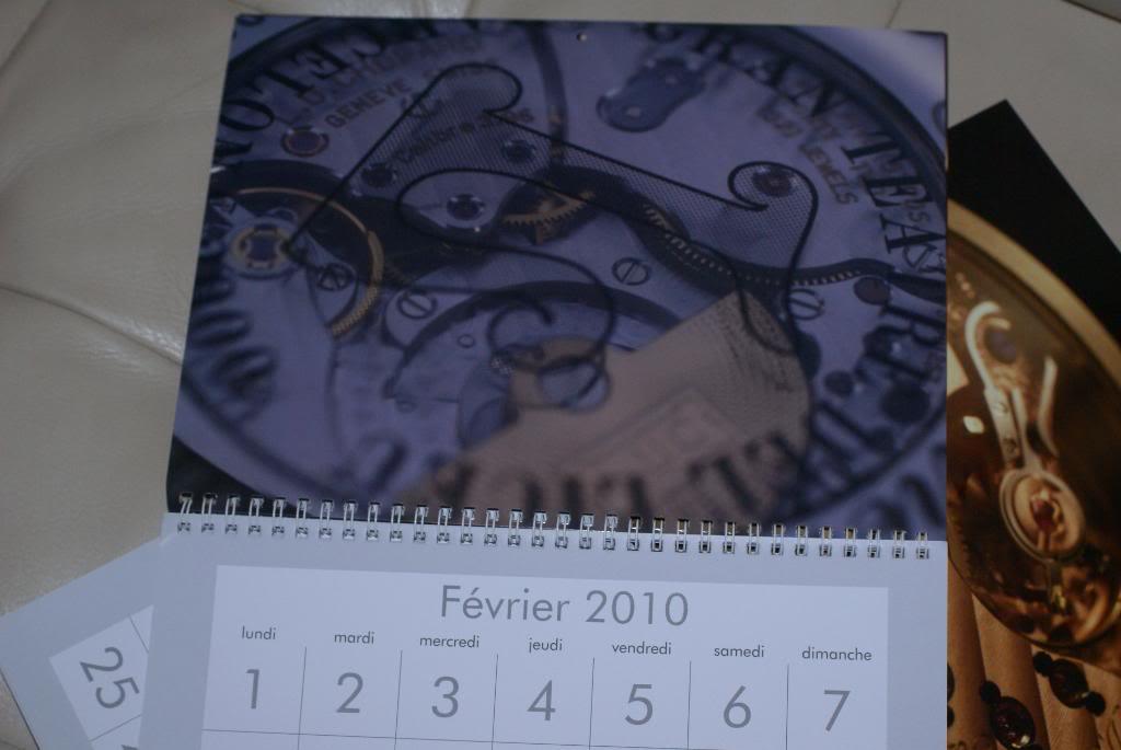 Mon calendrier 2010 personnalisé est arrivé ! DSC01293