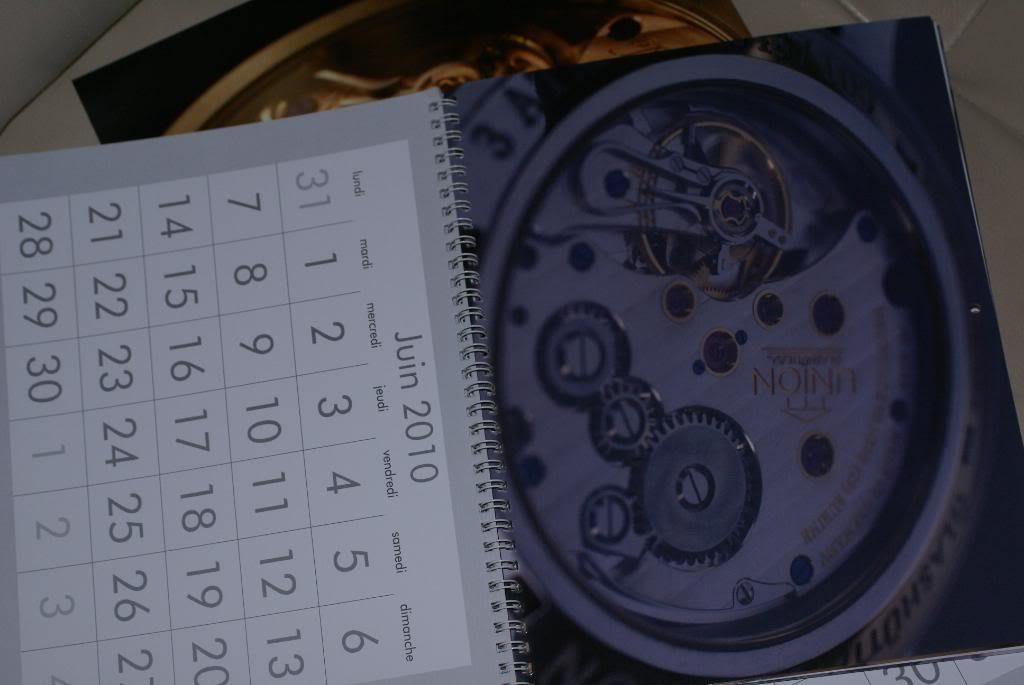 Mon calendrier 2010 personnalisé est arrivé ! DSC01297